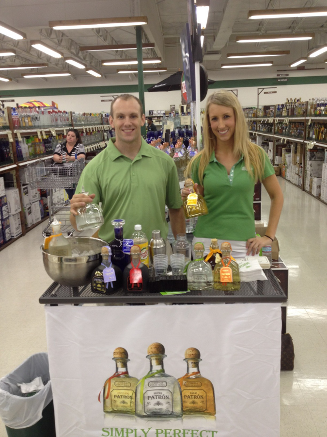 Signature Marketing with Patron Mixology